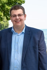 Treasurer Caleb A. Stidham