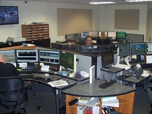 Dispatch office